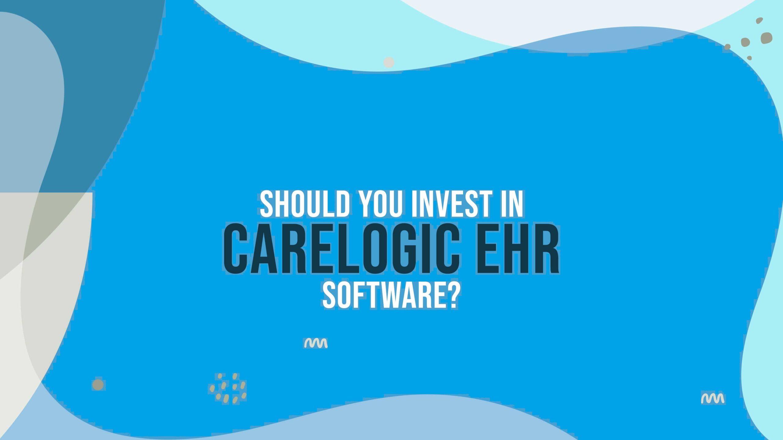 CareLogic EHR